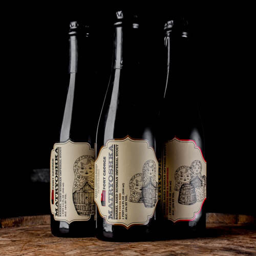 Fort George Brewery Sweet Virginia Series Matryoshka