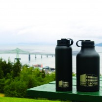 Stainless Steel Double Wall Growlers