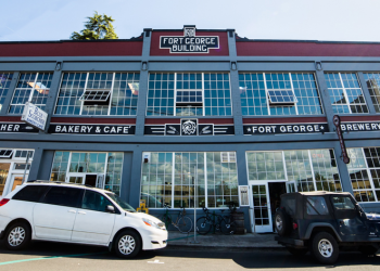 Fort George Brewery and Public House in Astoria Oregon