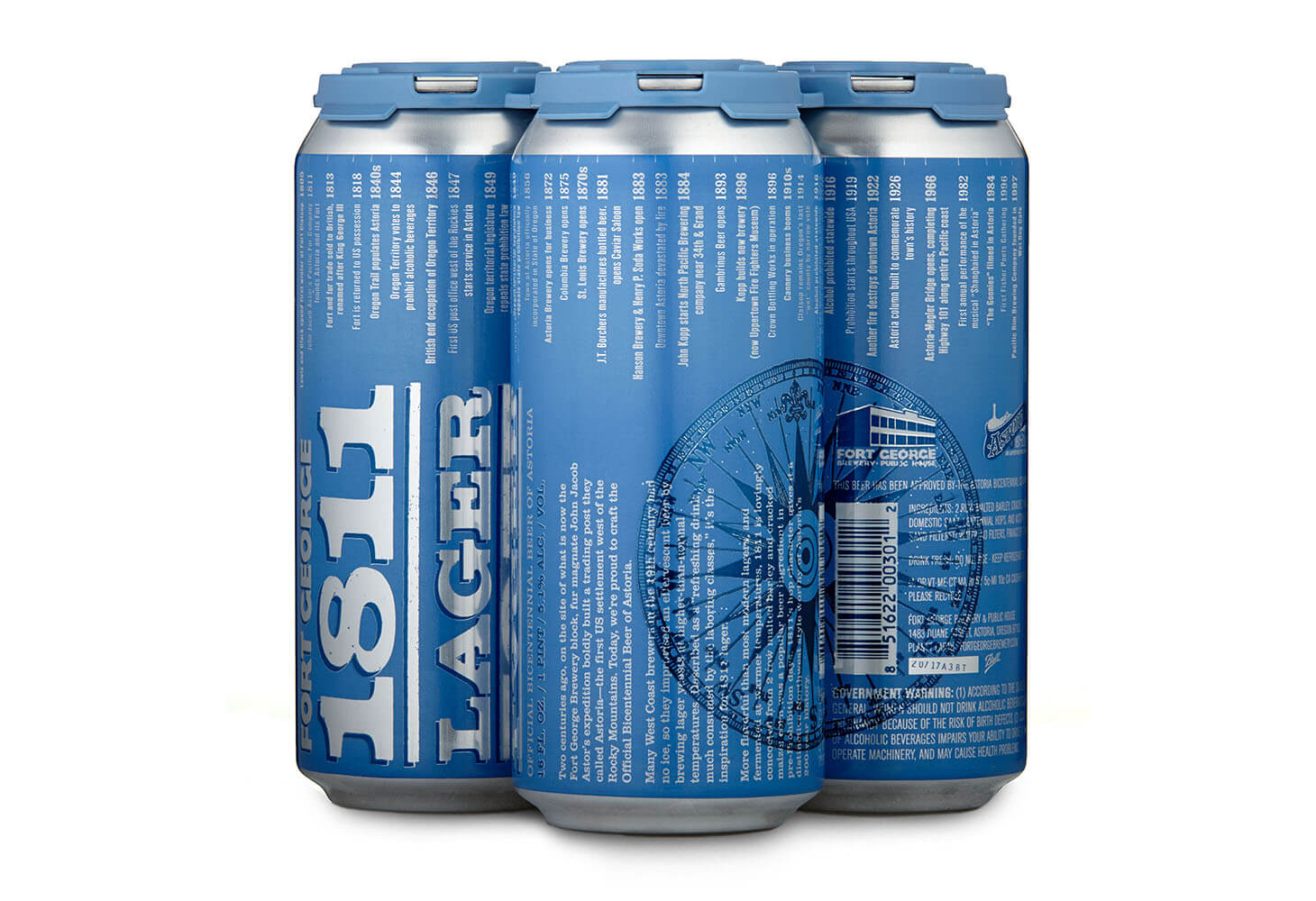 Image of Fort George 1811 Lager