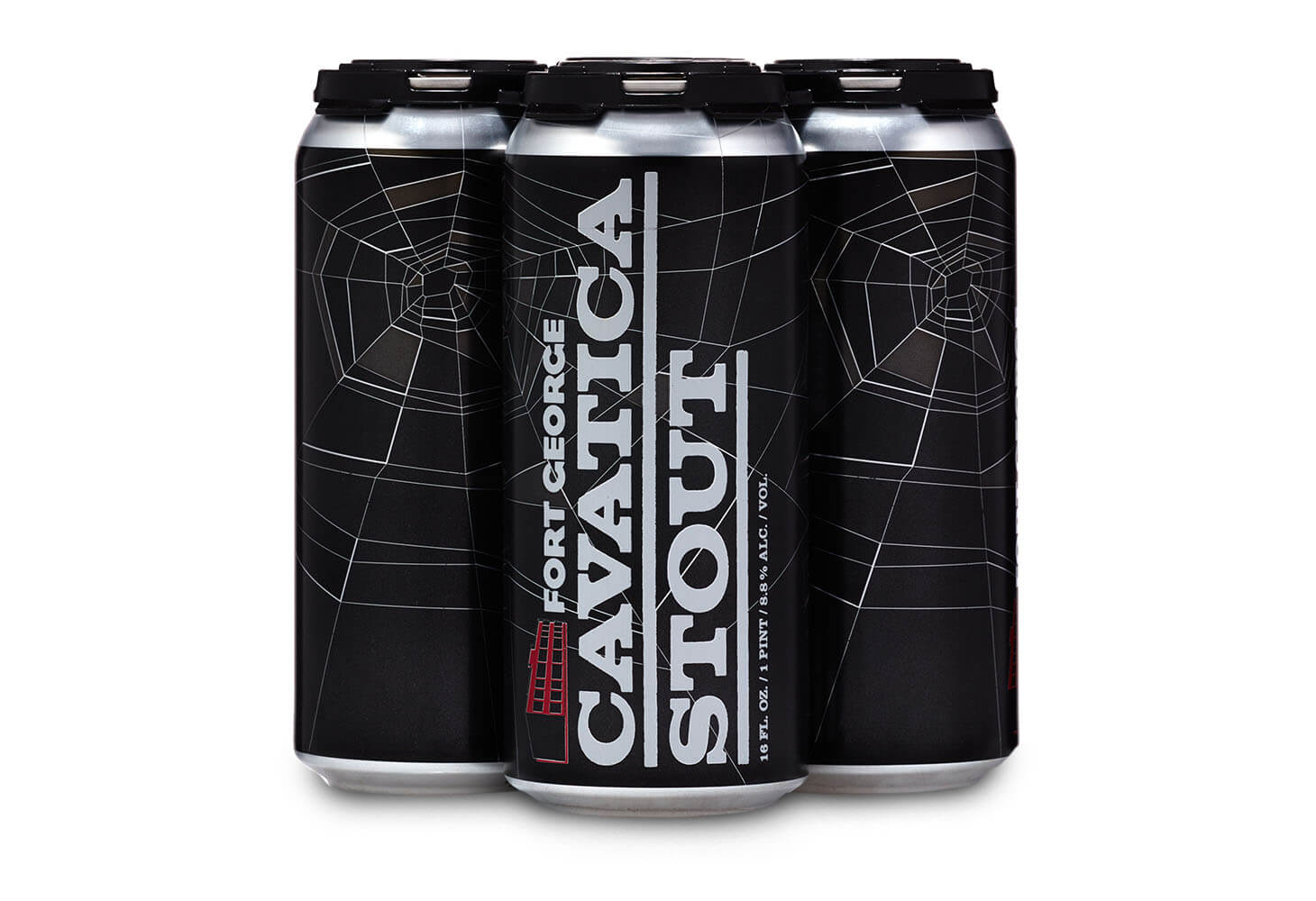 Image of Fort George Cavatica Stout