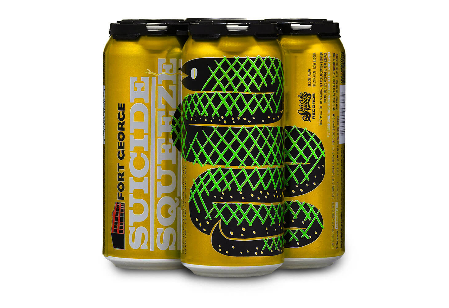Image of Fort George's Suicide Squeeze IPA