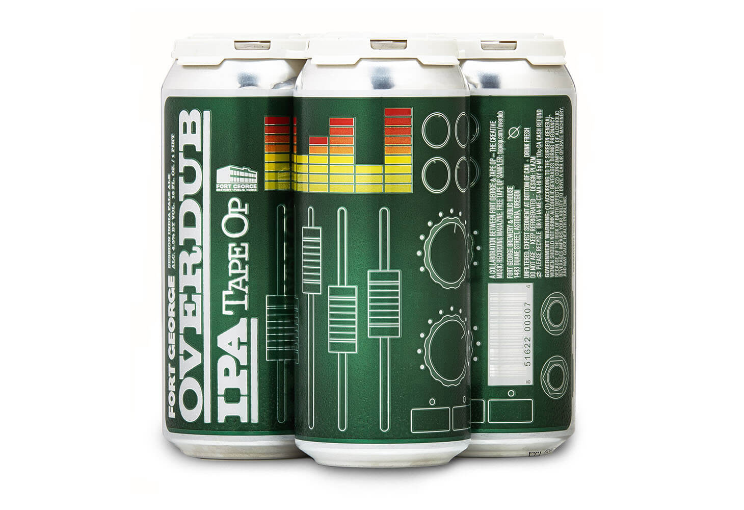 image of Fort George Overdub IPA