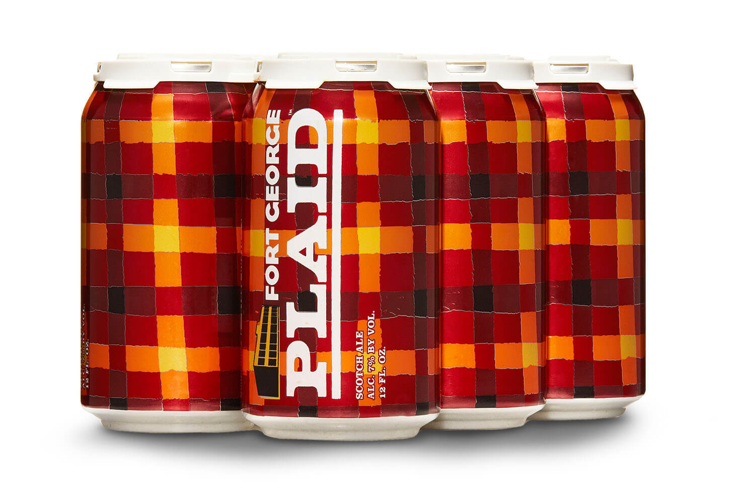 Image of Fort George's Plaid Scotch Ale