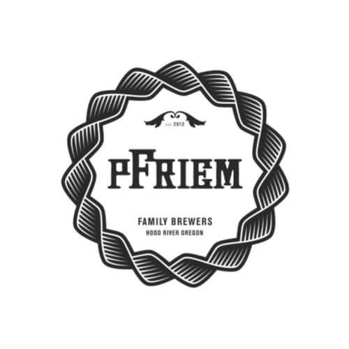 image of Pfriem Family Brewing logo