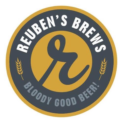 image of Reuben's Brews logo